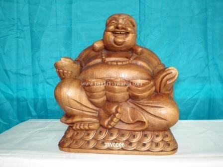 Happy Buddha money placemat<br>TW0006