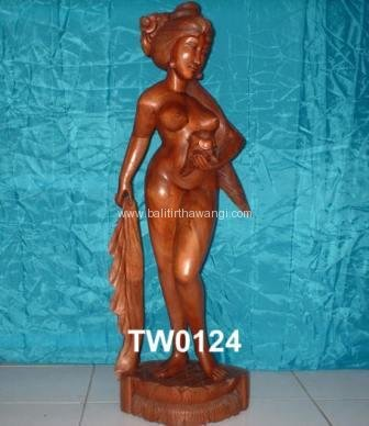 Naked Female<br>TW0124
