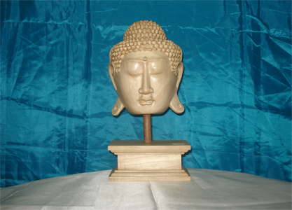 Budha Mask with mat<br>TW0360
