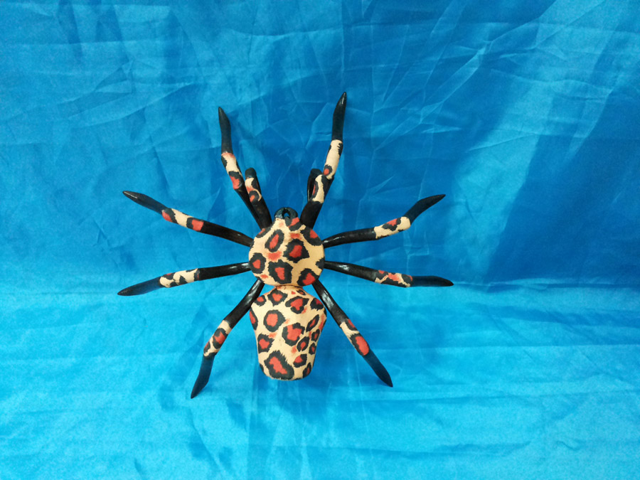 Spider with Material<br>TW0442