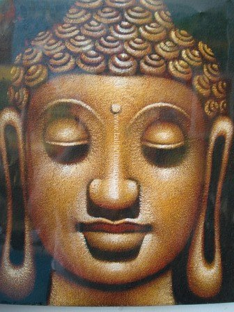 Budha Head<br>MR020